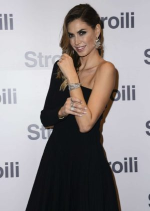 Melissa Satta - Stroili Boutique Opening in Milan