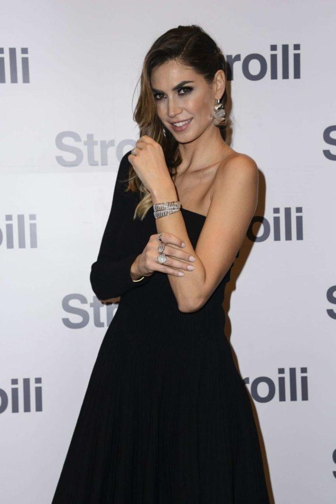Melissa Satta - Stroili Boutique Opening in Milan