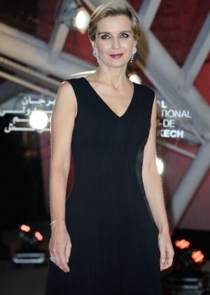 Melita Toscan du Plantier - 2015 Marrakech International Film Festival Closing Ceremony in Marrakech