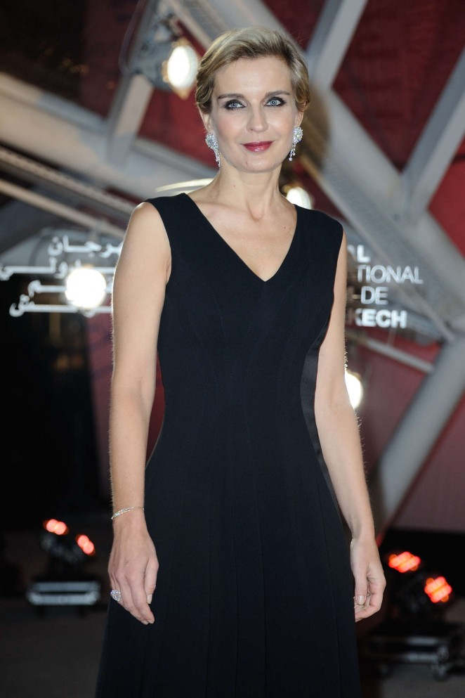 Melita Toscan du Plantier - 2015 Marrakech International Film Festival Closing Ceremony in Marrakech