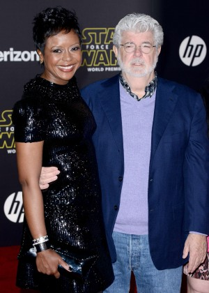 Mellody Hobson - 'Star Wars: The Force Awakens' Premiere in Hollywood