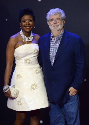 Mellody Hobson - 'Star Wars: The Force Awakens' Premiere in London