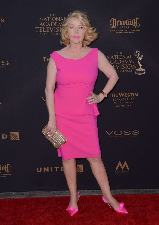 Melody Thomas Scott - 2016 Daytime Creative Arts Emmy Awards in Los Angeles
