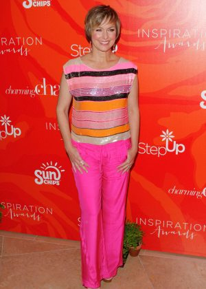 Melora Hardin - 13th Annual Inspiration Awards to Benefit STEP UP in Beverly Hills