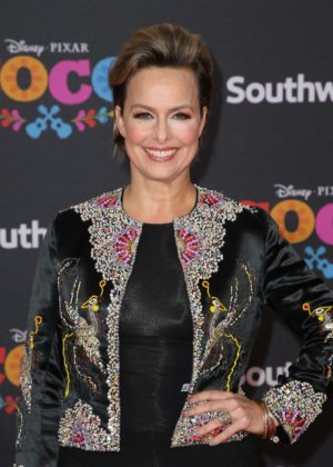 Melora Hardin - 'Coco' Premiere in Los Angeles