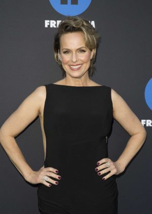 Melora Hardin - Freeform Summit 2018 in Los Angeles