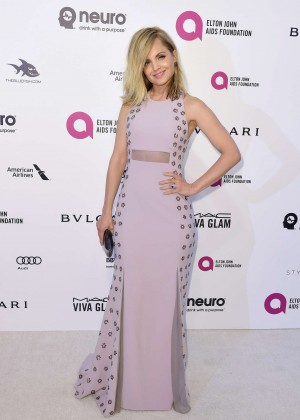 Mena Suvari - 2016 Elton John AIDS Foundation's Oscar Viewing Party in West Hollywood