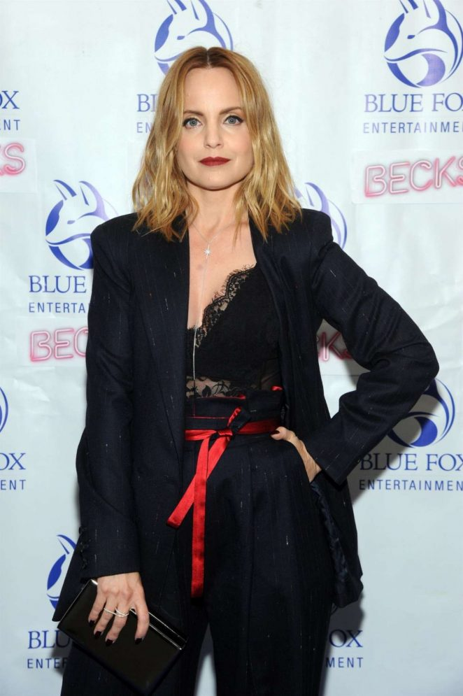 Mena Suvari - 'Becks' Premiere in New York