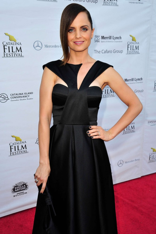 Mena Suvari - Catalina Film Festival 2015 in Avalon