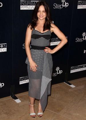 Mena Suvari - Step Up Women's Network 2015 Inspiration Awards in Beverly Hills