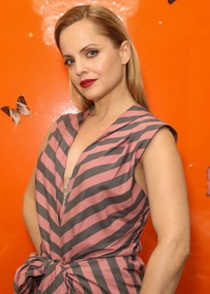 Mena Suvari - TOME Dinner celebrating White Shirt Project and Freedom For All Foundation in LA