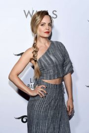 Mena Suvari - W|ALL's: Defend, Divide And The Divine Exhibit Opening in Century City
