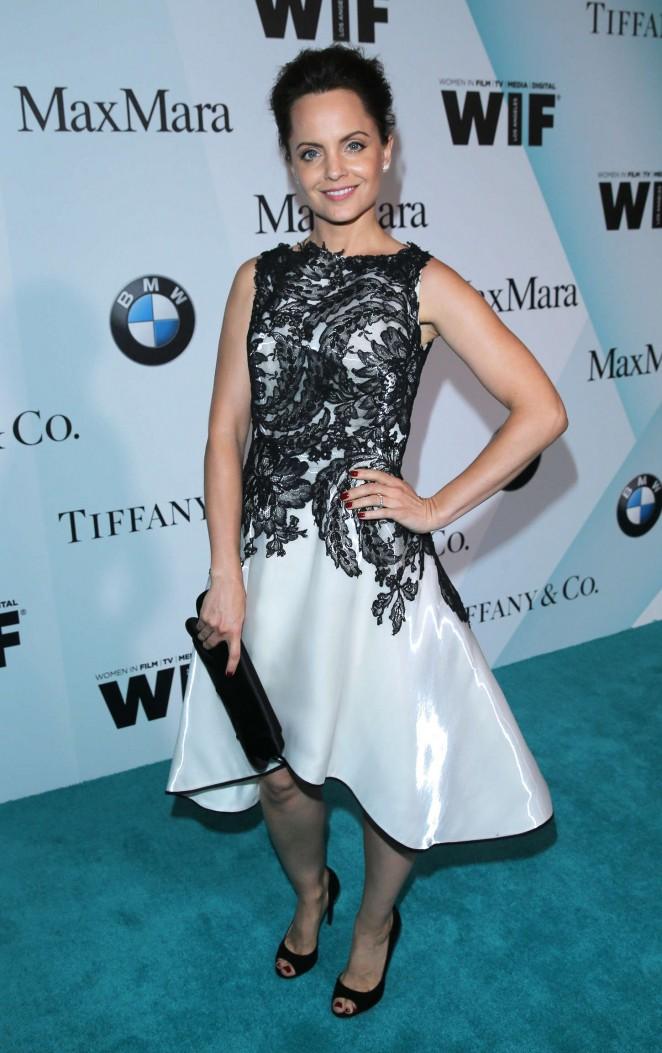 Mena Suvari – Women In Film 2015 Crystal + Lucy Awards in Century City