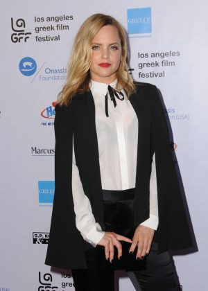 Mena Suvari - 'Worlds Apart' Premiere at 2016 LA Greek Film Festival in Hollywood
