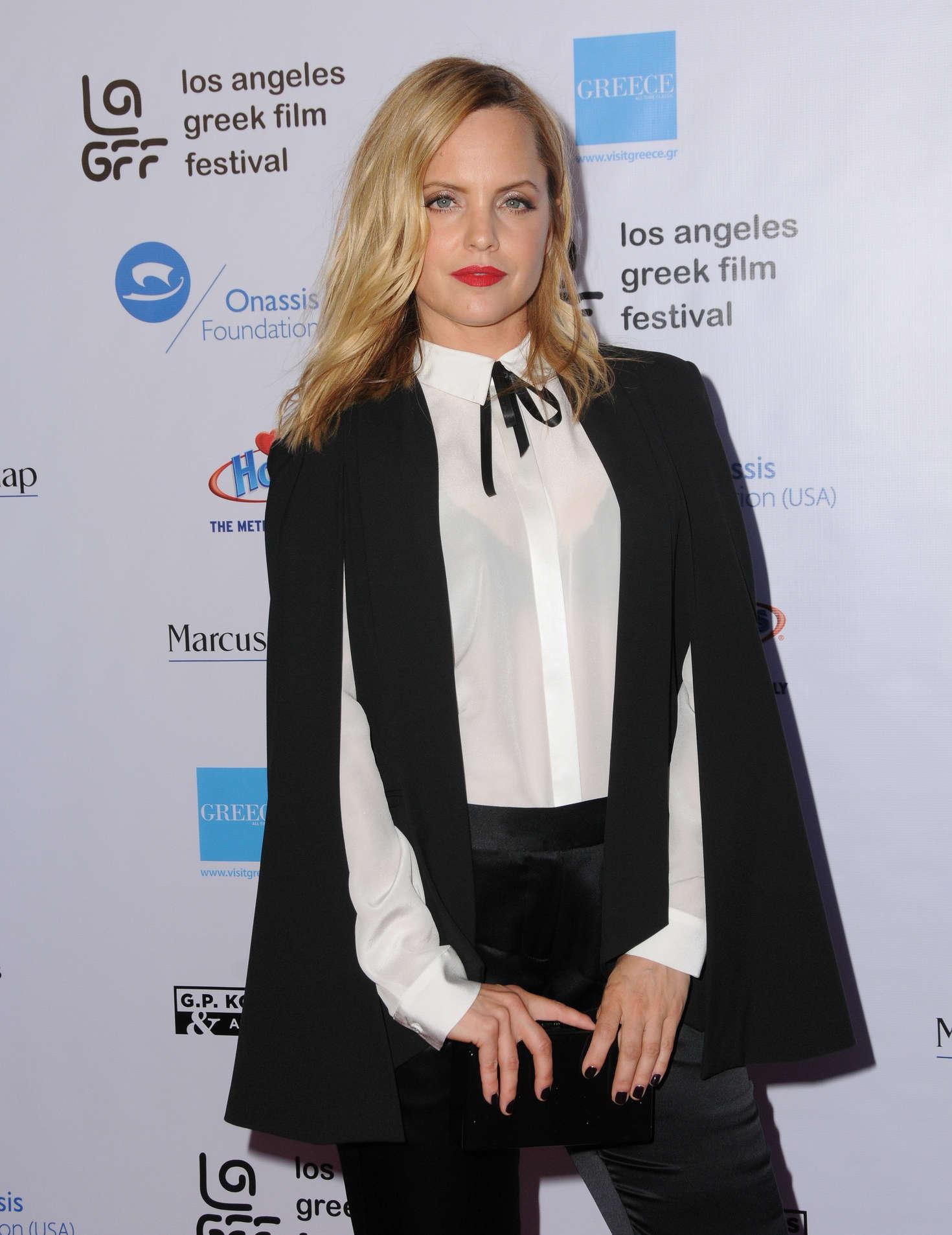 Mena Suvari - 'Worlds Apart' Premiere at 2016 LA Greek Film Festival in Hollywood