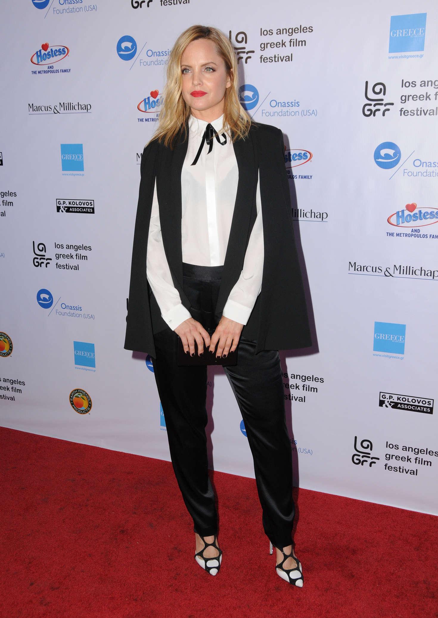 Mena Suvari 2016 : Mena Suvari: Worlds Apart Premiere at 2016 LA Greek Film Festival -17