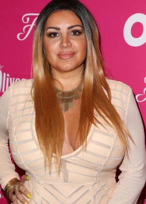 Mercedes Javid - OK! Magazine So Sexy LA Party in Los Angeles