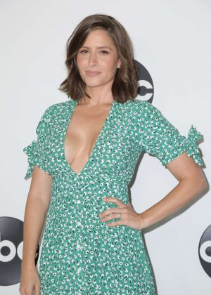 Mercedes Mason - ABC All-Star Happy Hour at 2018 TCA Summer Press Tour in LA