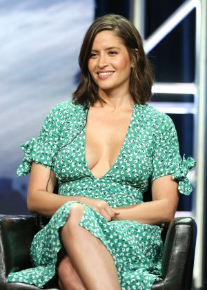 Mercedes Mason - 'The Rookie' Panel at 2018 TCA Summer Press Tour in Los Angeles