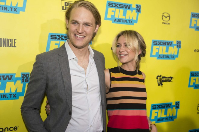Meredith Hagner - 'Everybody Wants Some' Premiere at 2016 SXSW Film Festival in Austin