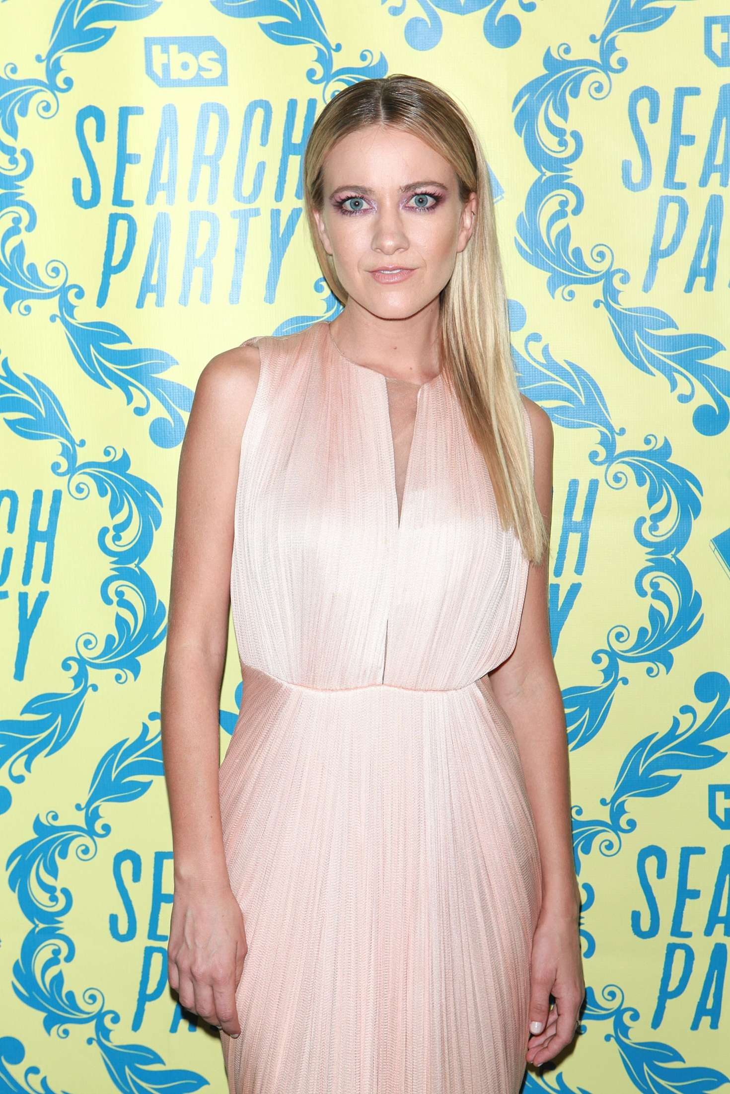 Meredith Hagner Search Party TV Series Premiere In New
