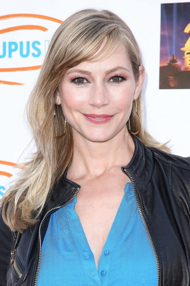 Meredith Monroe - Lupus LA Orange Ball And A Night Of Superheroes in Century City