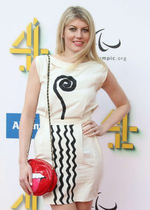 Meredith Ostrom - Channel 4 Red Carpet Paralympic Launch in London
