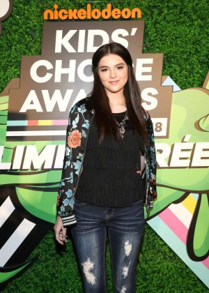 Merit Leighton - Nickelodeon Kids' Choice Awards Slime Soiree in Venice