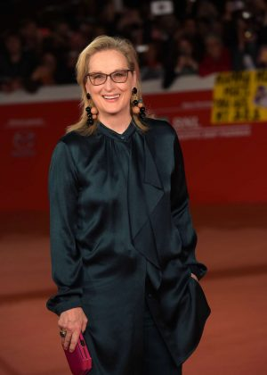 Meryl Streep - 'Florence Foster Jenkins' Premiere in Rome