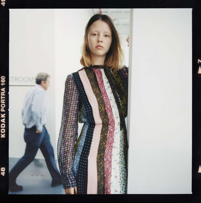 Mia Goth for Interview Magazine (September 2018)