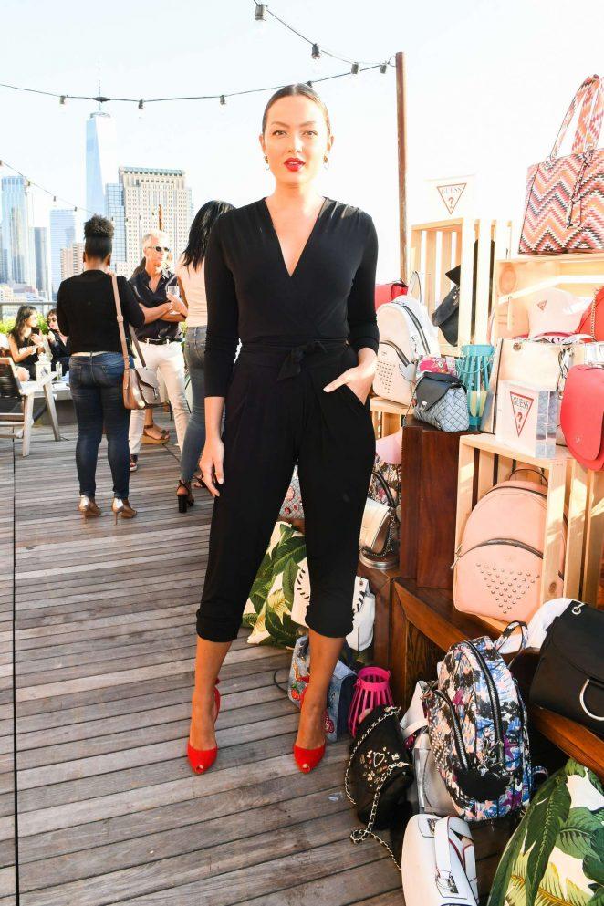 Mia Kang – Guess Handbag Summer Kick-off Soiree in NY