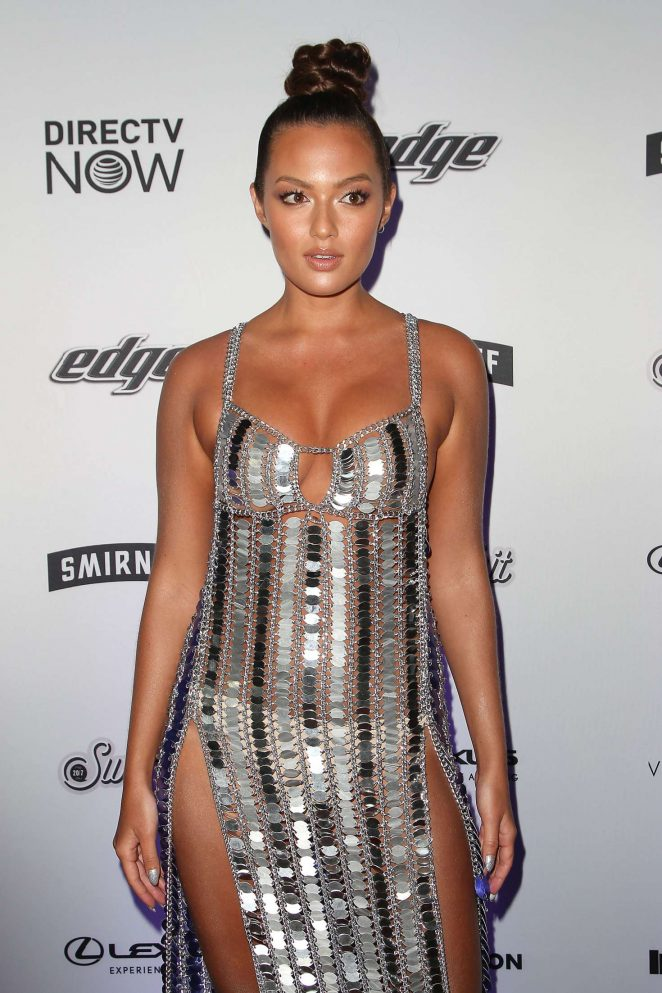 Mia Kang – Sports Illustrated Swimsuit Edition Launch Event in NY