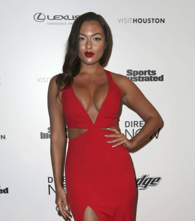 Mia Kang - VIBES By Sports Illustrated Swimsuit 2017 Launch in Houston