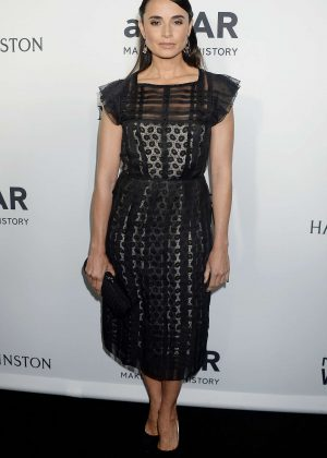 Mia Maestro - 2016 amfAR Inspiration Gala in Los Angeles