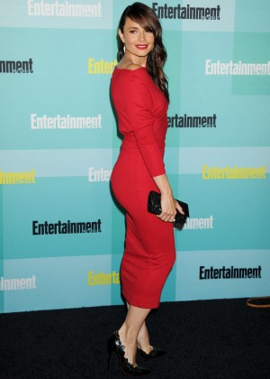 Mia Maestro - Entertainment Weekly Party at Comic-Con in San Diego