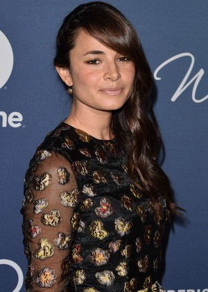 Mia Maestro - Variety 2015 Power Of Women Luncheon in Beverly Hills