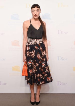 Mia Moretti - 2016 Guggenheim International Gala Dior Party in NYC