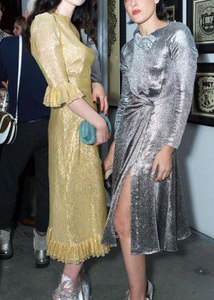 Mia Moretti - Sandra Choi and Virgil Abloh host NYFW Dinner in NYC