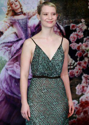 Mia Wasikowska - 'Alice Through The Looking Glass' Premiere in London
