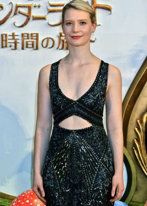 Mia Wasikowska - 'Alice Through the Looking Glass' Premiere in Tokyo