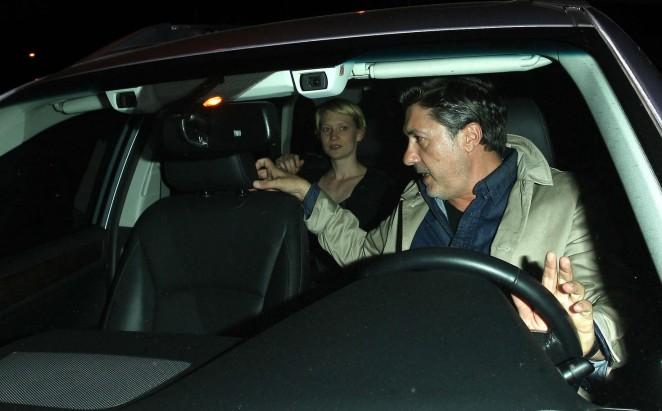 Mia Wasikowska: Leaves Craigs Restaurant -07