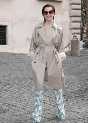 Micaela Ramazzotti - David Di Donatello Award Ceremony 2018 in Rome