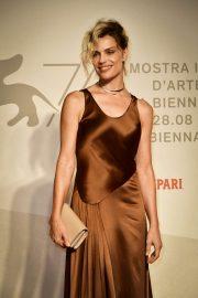 Micaela Ramazzotti - Vivere (To Live) Red Carpet at 2019 Venice Film Festival