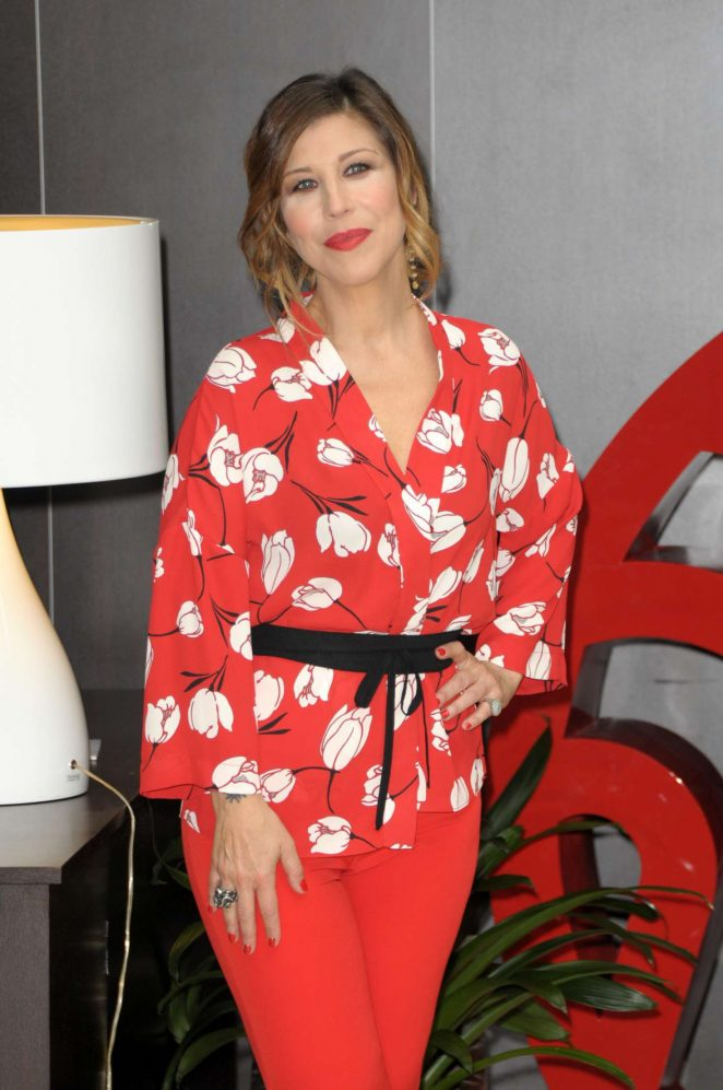 Michela Andreozzi - Beata Ignoranza Movie Photocall in Rome