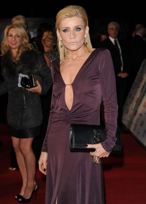 Michelle Collins - 2017 National Film Awards in London