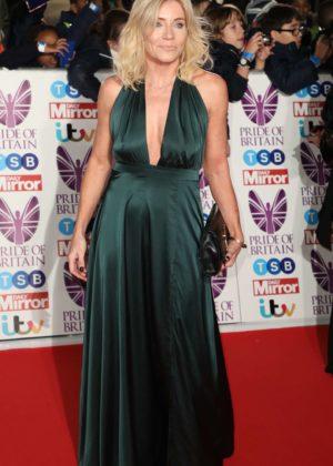 Michelle Collins - 2017 Pride Of Britain Awards in London