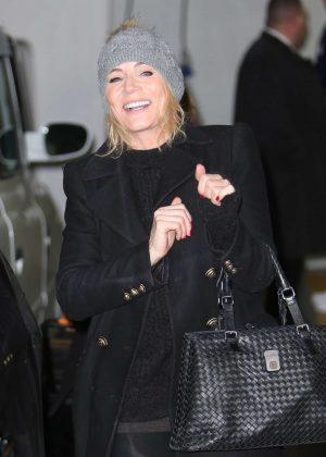 Michelle Collins at ITV Studios in London