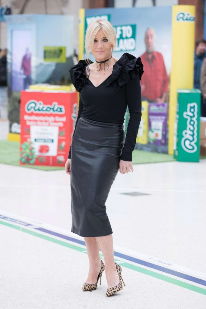 Michelle Collins at Ricola Sweets Launch -03