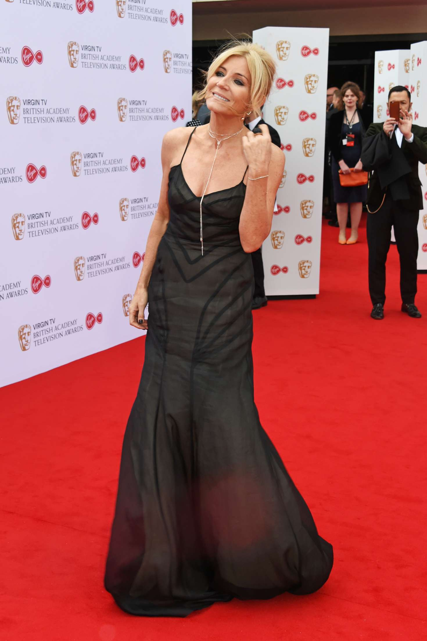 Michelle Collins - British Academy Television Awards 2017 in London