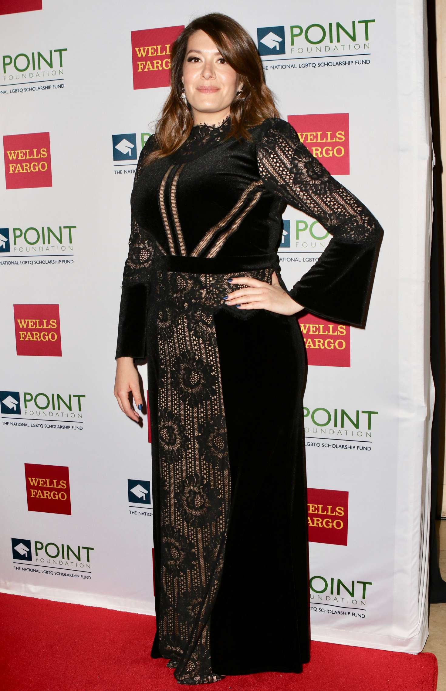 Michelle Collins - Point Foundation Hosts Annual Point Honors Gala in New York